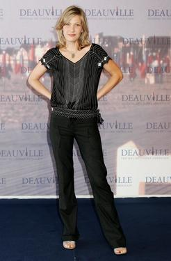 Joey Lauren Adams at the photocall of &quot;Come Early Morning.&quot;